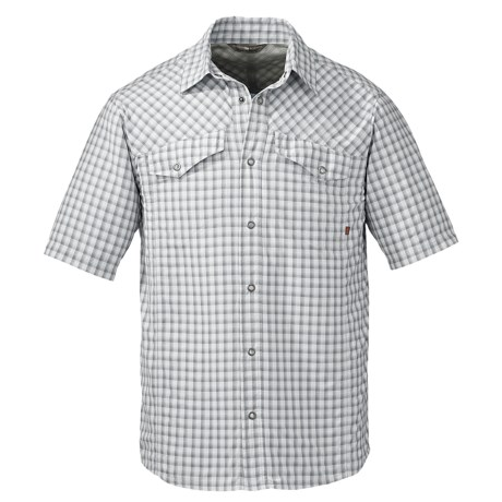 Outdoor Research Termini Shirt - Short Sleeve (For Men)