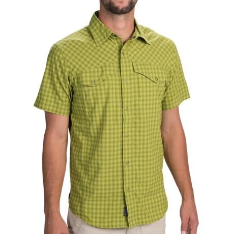 Outdoor Research Termini Shirt - Short Sleeve (For Men)