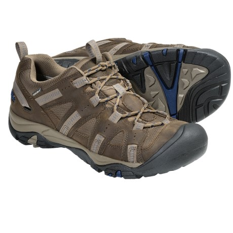 Keen Siskiyou Trail Shoes - Waterproof (For Men)