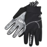 Craft Sportswear Performance Fleece Gloves (For Men and Women)