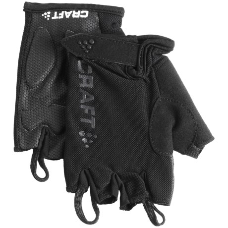 Craft of Sweden Active Bike Cycling Gloves - Fingerless (For Women)