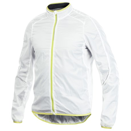 Craft of Sweden Performance Bike Featherlight Jacket (For Men)
