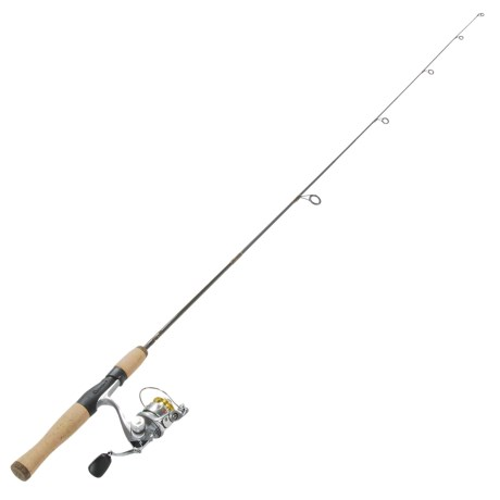 "Quantum QMicro XT Freshwater Spinning Combo Rod - 4'6"", 1-Piece"