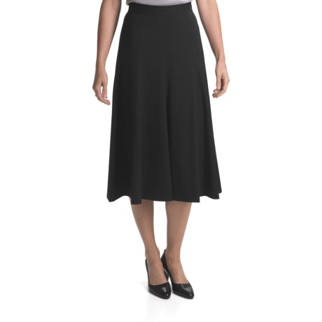 Lafayette 148 New York Boot Skirt - Stretch Wool (For Women)