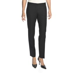Lafayette 148 New York Modern Contemporary Pants - Stretch Wool, Slim Leg (For Women)