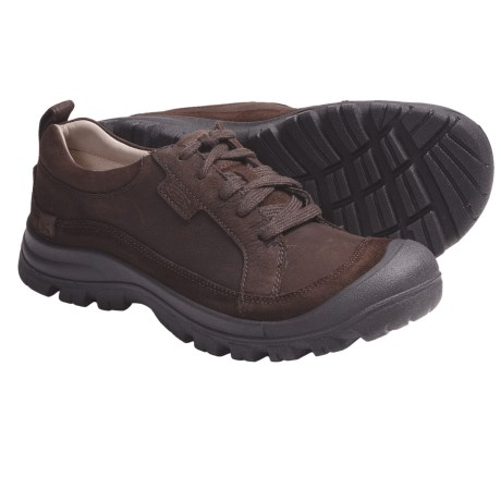 Keen Fremont Shoes - Leather, Lace-Up (For Men)