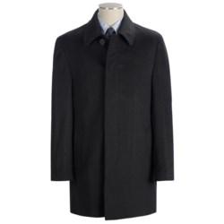 Lauren by Ralph Lauren Jeak Topcoat - Wool (For Men)