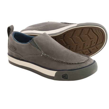 Keen Timmons Shoes - Leather, Slip-Ons (For Men)
