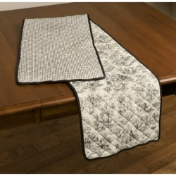 Waverly Rustic Life Reversible Table Runner