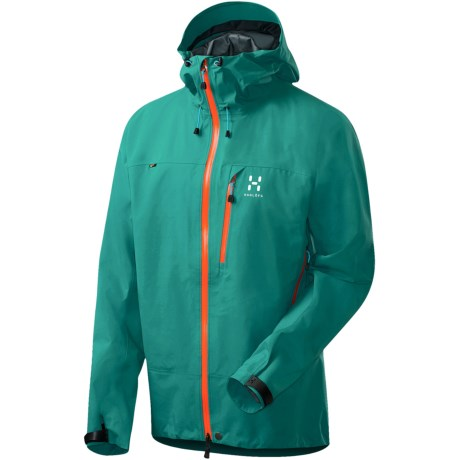 Haglofs Nebula Gore-Tex® Pro Shell Jacket - Waterproof (For Men)