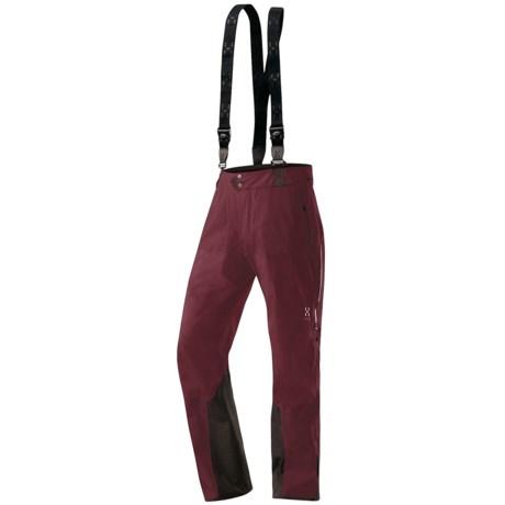 Haglofs Couloir Q Gore-Tex® Soft Shell Pants - Waterproof (For Women)