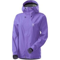 Haglofs Velum II Jacket - Waterproof, Recycled Materials (For Women)