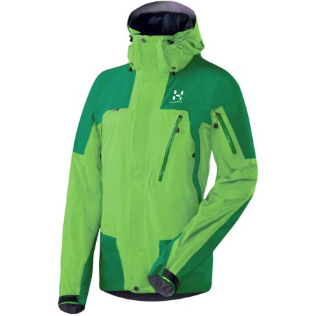 Haglofs Riot II Gore-Tex® Performance Shell Jacket - Waterproof (For Men)