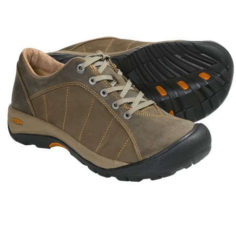 Keen Presidio Leather Shoes (For Women)