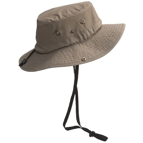 White Sierra Swamp Hat - Insect Shield® (For Women)