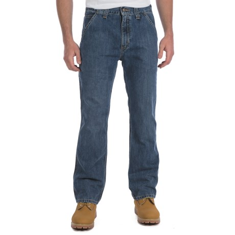 Carhartt Relaxed Fit Dungaree Jeans - Straight Leg (For Men)
