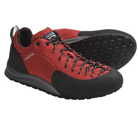 Patagonia Cragmaster Approach Shoes - Leather, Recycled Materials (For Men)