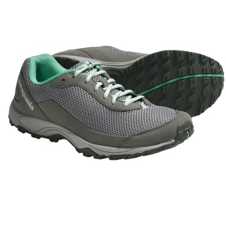 Patagonia Fore Runner Trail Running Shoes - Minimalist, Recycled Materials (For Women)