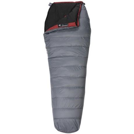 Wenger 45°F Visp Down Sleeping Bag - 800 Fill Power, Long Mummy