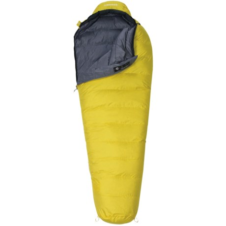 Wenger 40° Goms Patagonian Expedition Race Sleeping Bag - 650 Fill Power, Mummy