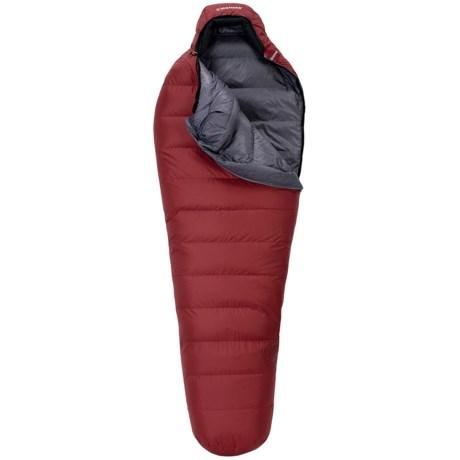 Wenger 20°F Rigi Down Sleeping Bag - Long, 650 Fill Power, Mummy