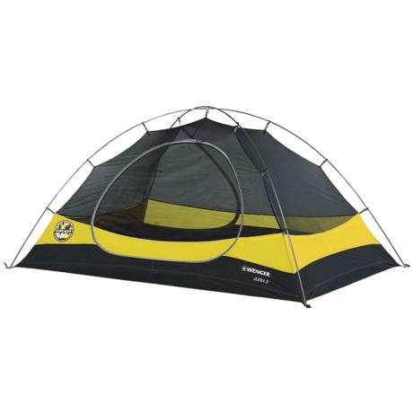 Wenger Jura 2 Tent with Footprint - 2-Person, 3-Season