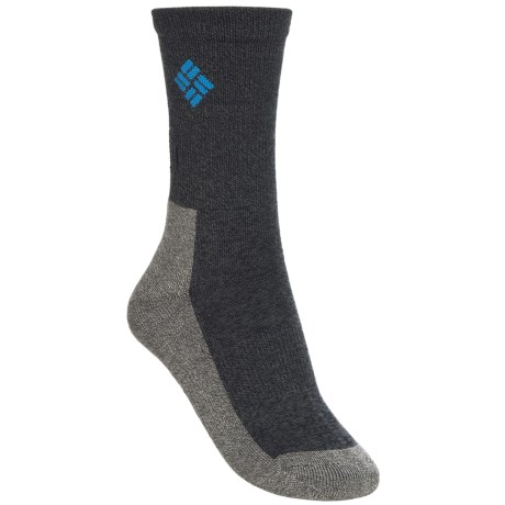 Columbia Sportswear Omni-Wick® Hiker Socks - Lightweight, Crew (For Women)