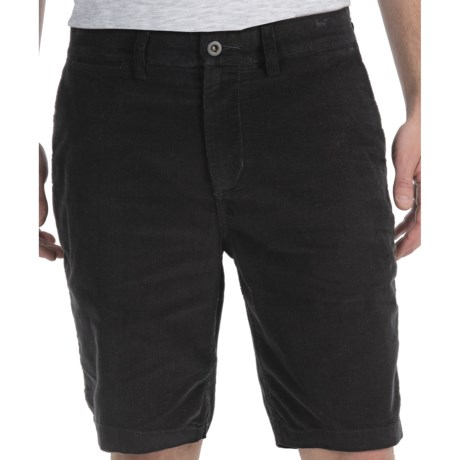 DC Shoes Randsom Shorts - Straight Pinwale Corduroy (For Men)