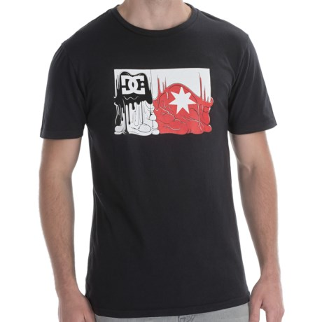 DC Shoes Melt Flag T-Shirt - Short Sleeve (For Men)