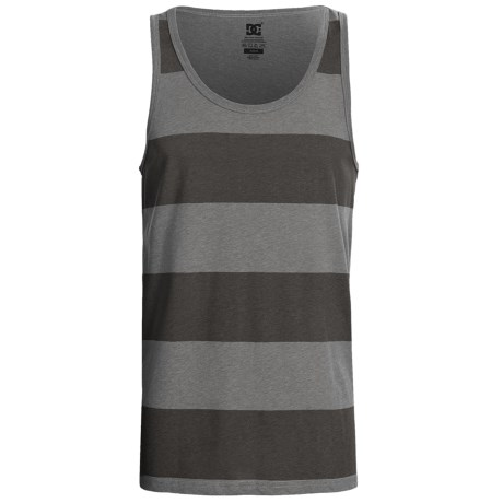 DC Shoes Tank Stripe Tank Top (For Men)