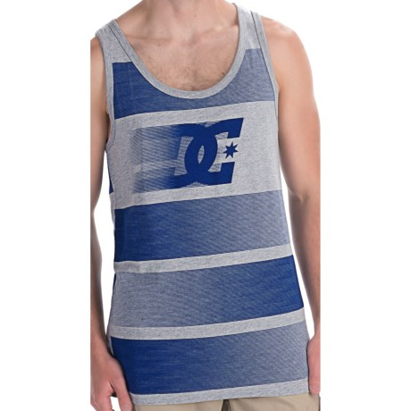 DC Shoes Zoomzoom Tank Top - Cotton Blend, Sleeveless (For Men)
