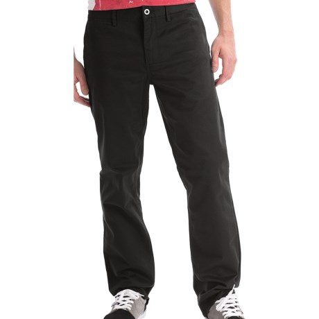 DC Shoes Stretch Cotton Chino Pants - Relaxed Fit (For Men)