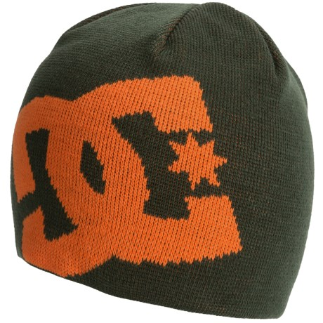 DC Shoes Big Star Beanie Hat (For Men)