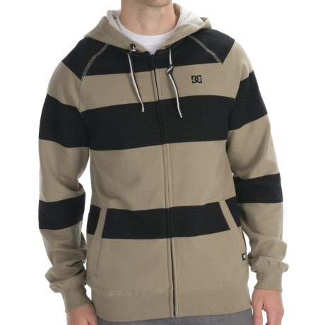 DC Shoes Parsons Fleece Hoodie - Full Zip (For Men)