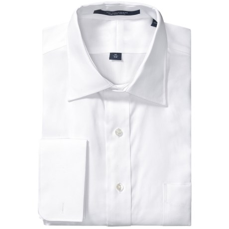 Specially made French Cuff Dress Shirt - Long Sleeve (For Men)