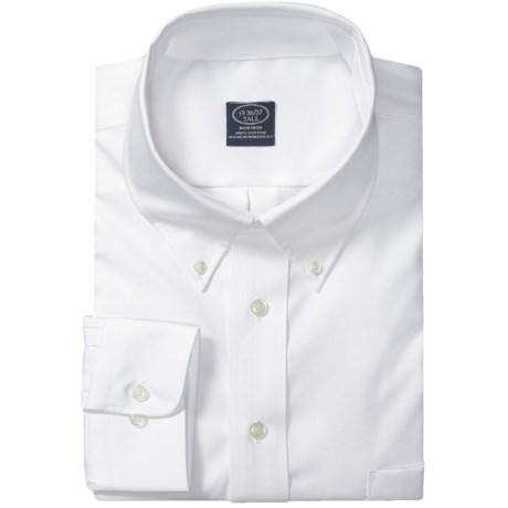 Button-Down Dress Shirt - Long Sleeve (For Tall Men)