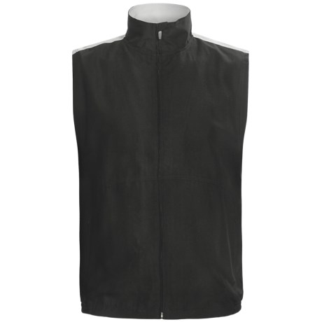 Smith & Tweed Lightweight Wind Vest (For Men)