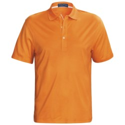 Smith & Tweed TENCEL®-Supima® Cotton Polo Shirt - Short Sleeve (For Men)