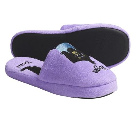 Hatley Open-Back Slippers (For Women)