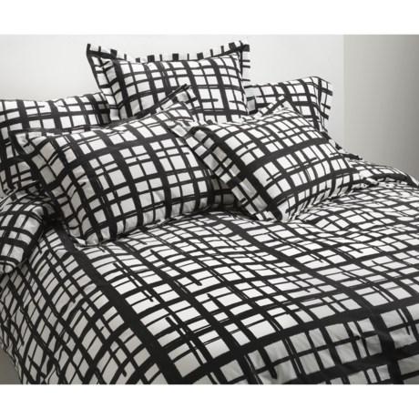 Bay & Gable Home Interiors Duvet Cover - King, Ring-Spun Organic Cotton, 300 TC