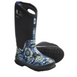 Bogs Footwear Classic High Lanai Rubber Boots - Waterproof, Insulated (For Women)
