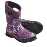 Bogs Footwear Classic Mid Lanai Rubber Boots - Waterproof, Insulated (For Women)