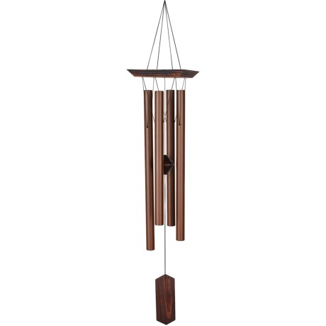 Woodstock Chimes English Garden Percussion Wind Chime - 37.5""