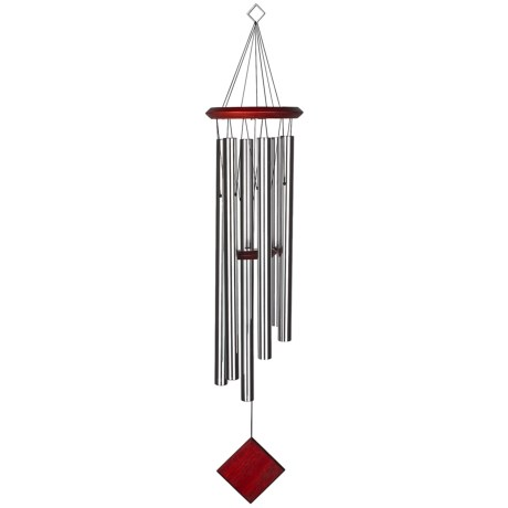 Woodstock Chimes Earth Percussion Wind Chime - 37""