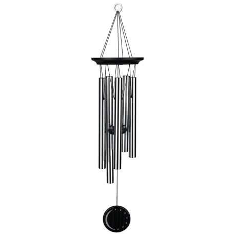 Woodstock Chimes Celestial Moonrise Percussion Wind Chime - 27""