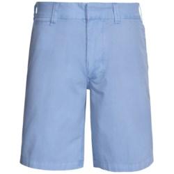 Nat Nast Malibu Shorts - Flat Front (For Men)
