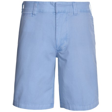 Nat Nast Malibu Shorts - Flat Front (For Men)