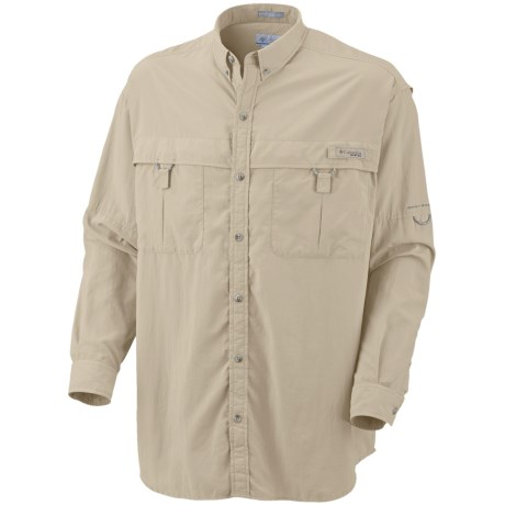 Columbia Sportswear PFG Backcountry Shirt - UPF 30, Long Sleeve (For Men)