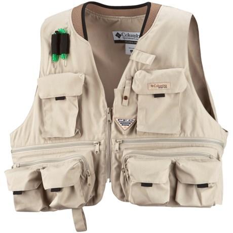 Columbia Sportswear Henry's Fork III Vest (For Men)