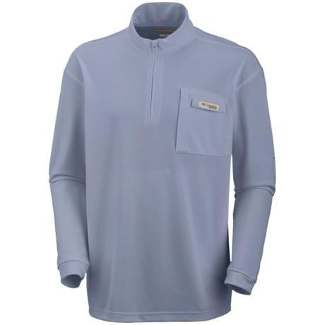 Columbia Sportswear PFG Blood and Guts Shirt - UPF 30, Zip Neck, Long Sleeve (For Men)